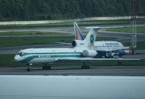 """TU 154M """" RA-85654 """"  Alrosa -1"""