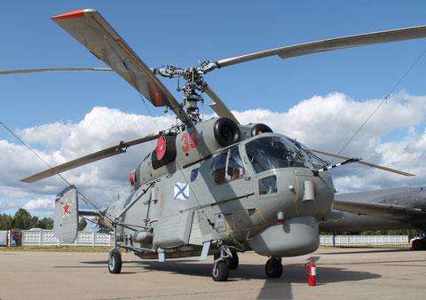 "Ka 27M "" 39 "" RF-19128  Russian Navy -3"