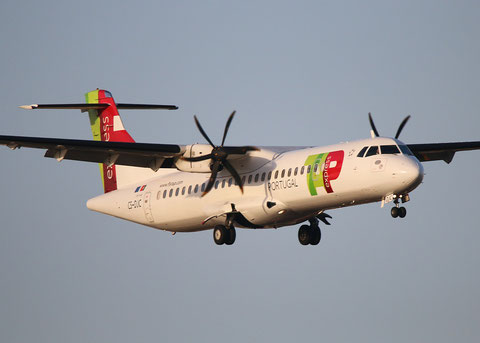"ATR 72-212A (600) "" CS-DJC ""  TAP Express -1"