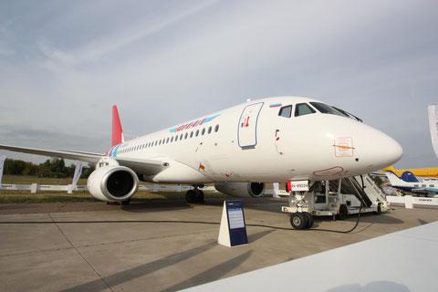 "Superjet 100-95LR "" RA-89034 ""  Jamal -1"