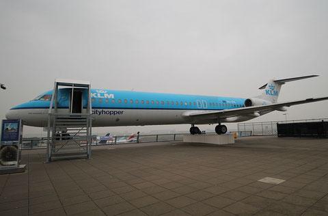 Fokker100 PH-OFE-1