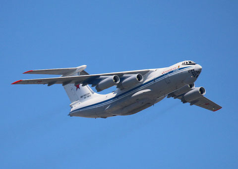 "IL 76MD "" RF-78813 "" Russian Air Force -1"