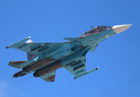 "SU 34 "" 23 "" Russian Air Force -1"