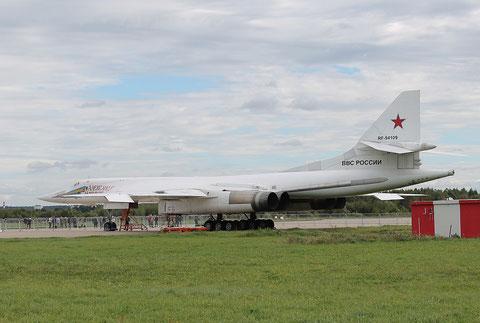 """TU 160 """" 12 """"  RF-94109  Aleksandr Novikov Russian Air Force -5"""