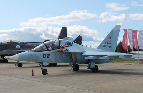 "JAK 130 "" 02 "" RF-44450  Russian Air Force -3"