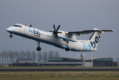 "DHC-8-402 Dash 8 "" G-ECOG "" Flybe -1"
