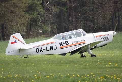 """Zlin 226MS """" OK-LMJ """" -3"""