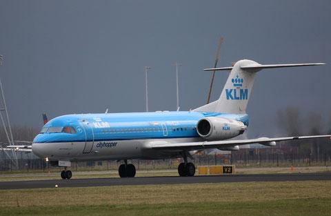 Fokker70 PH-KZA-1