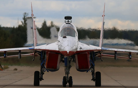 "MiG 29UB "" 14 ""  Russian Air Force -2"