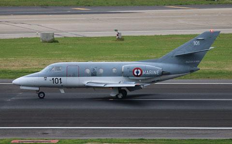 """Falcon 10MER  """" 101 """" Aéronavale -1"""