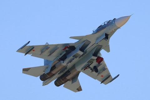 """SU 30SM """" 53 """"  RF-81872  Воздушно-космические силы  ( ВКС ) Россия -2"""