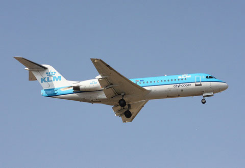 Fokker70 PH-WXD-2