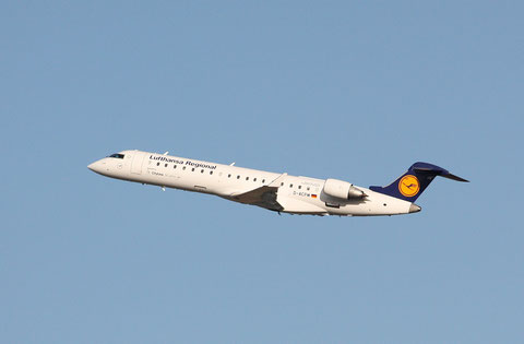"CRJ-701 "" D-ACPM "" Lufthansa - CityLine -2"