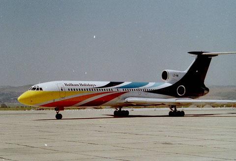 TU154 LZ-HMI-2