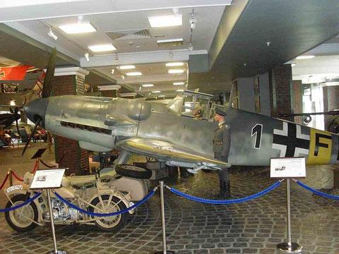 Bf109 1-1