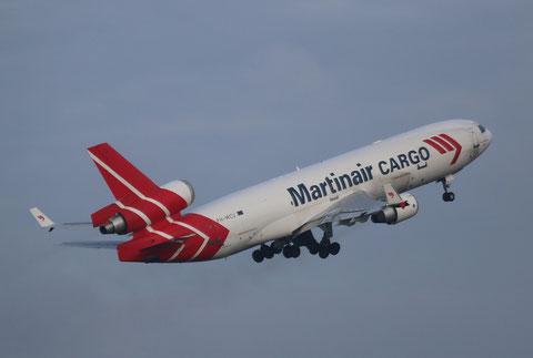 "MD 11F  "" PH-MCU ""  Martinair -2"