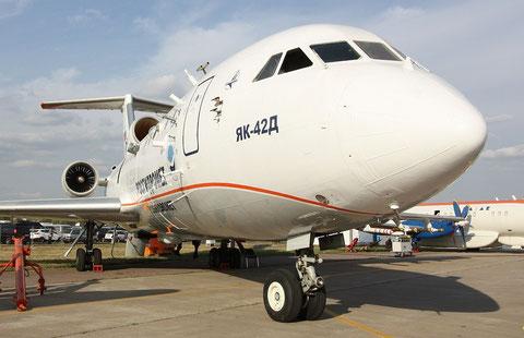JAK42 RA-42440-1