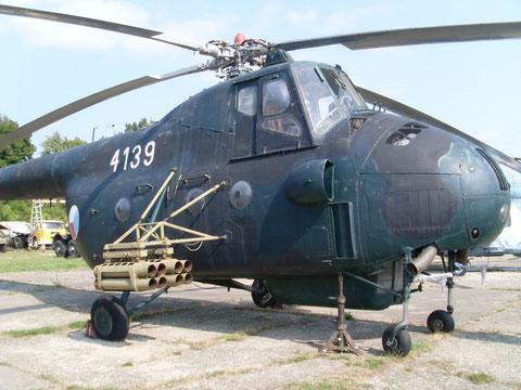 """Mi 4  """" 4139 """"   Czech Air Force -2"""