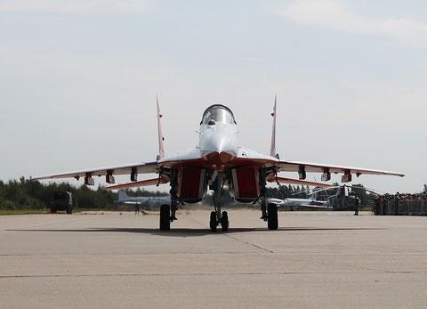 """MiG 29C  """" 30 """"  RF-91928 Воздушно-космические силы   ( ВКС ) Россия -3"""