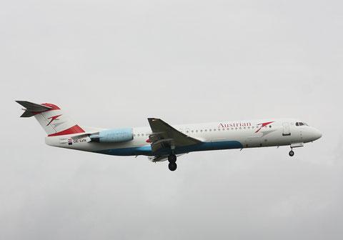 Fokker100 OE-LVN-3