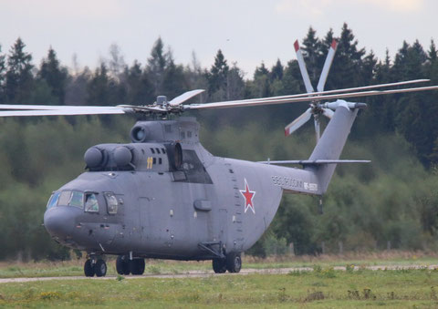 "Mi 26 "" 11 ""  RF-95570 Russian Air Force -3"