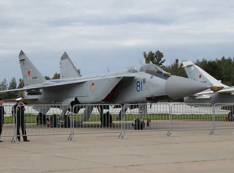 "MiG 31BM "" 81 ""  RF-90913 Russian Air Force -3"