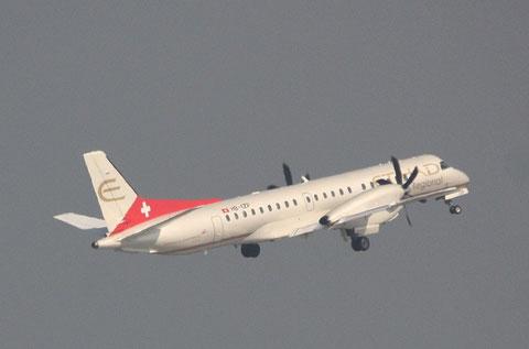 Saab2000 HB-IZP-2