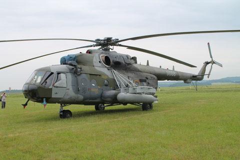 """Mi 171 """" 9868 """" Czech Air Force -2"""