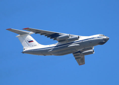 "IL 76MD "" RF-78805 "" Russian Air Force -1"