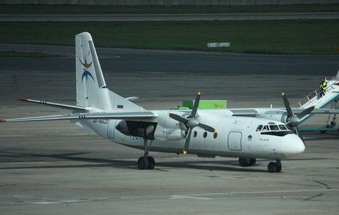"""An 24RV  """" RA-46620 """"  Izhavia -2"""