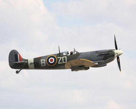 Spitfire LF IXC MH434 -6