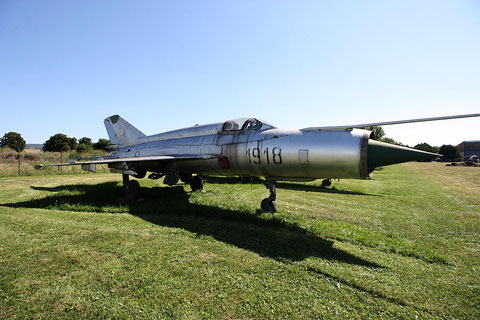 "MiG 21R "" 1918 "" Czech Air Force -2"