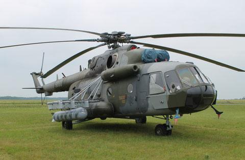 """Mi 171 """" 9868 """" Czech Air Force -3"""
