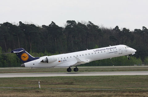 "CRJ-701ER "" D-ACPL "" Lufthansa - CityLine -1"