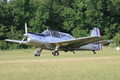 "Morane Saulnier MS.733 Alcyon "" F-BKOJ "" -2"