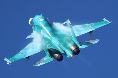 "SU 34 "" 38 ""  Russian Air Force -9"