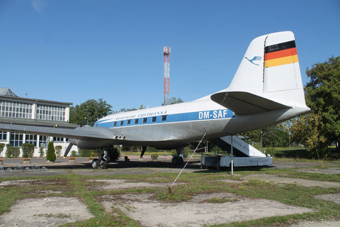 "IL 14P  "" DDR-SAF ""  Interflug -3"
