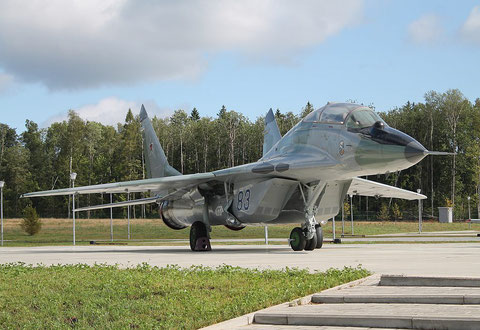 "MiG 29UB "" 83 "" Russian Air Force -1"
