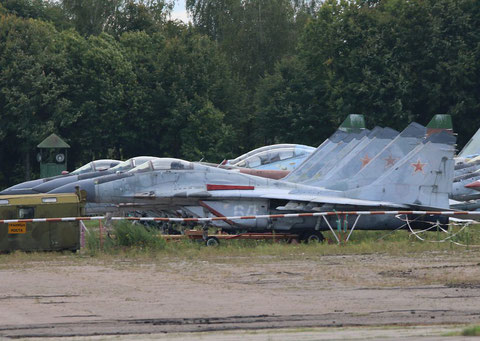 "MiG 29A  "" 64 "" Russian Air Force -1"