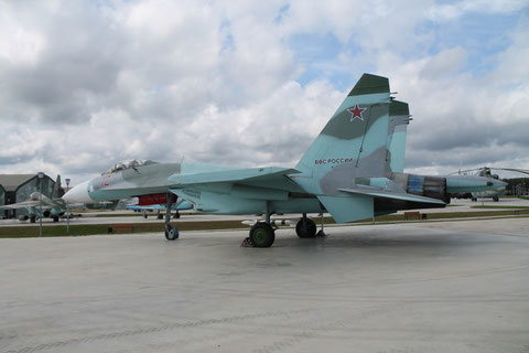 "SU 27  "" 12 ""   Russian Air Force -2"