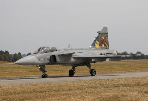 """Jas 39C """" 9236 """" Czech Air Force -6"""