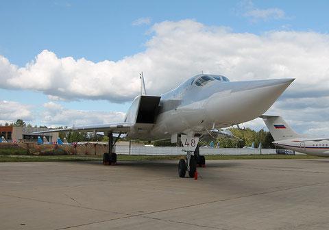 """TU 22M3 """" 48 """" RF-34036  Воздушно-космические силы    ( ВКС ) Россия -2"""