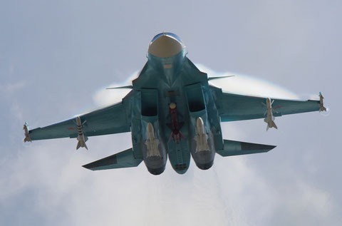 "SU 34 "" 38 ""  Russian Air Force -8"