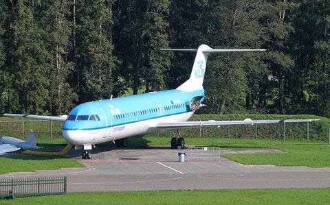 Fokker100 PH-OFA-1