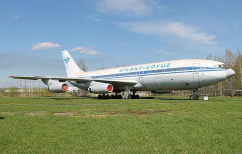 "IL 86  "" RA-86062 ""  Atlant Soyuz -2"