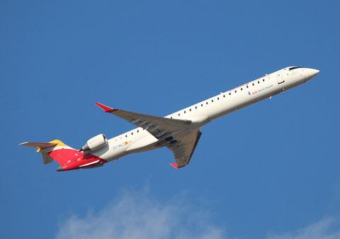"""CRJ-1000 """" EC-MLC """"  Air Nostrum -1"""