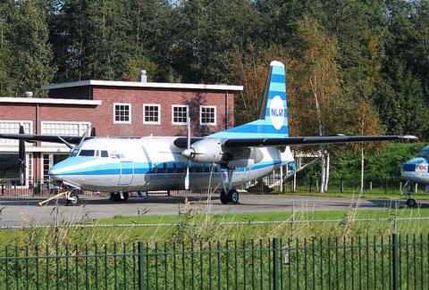 """Fokker F 27-100  """" PH-FHF """" Fokker Heritage Flight -1"""