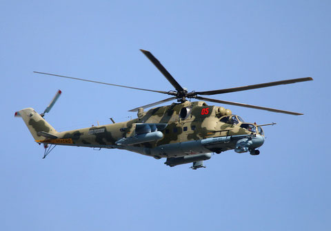 "MI 24P "" 05 ""   RF-95323  Russian Air Force -1"