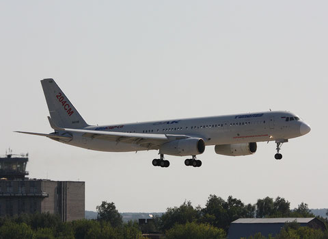 "TU 204CM  "" RA-64150 ""  OKB Tupolev -2"