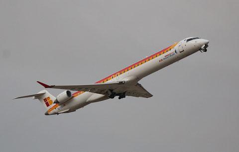 """CRJ-1000 """" EC-LOJ """"  Air Nostrum -2"""